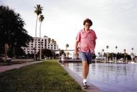 U strejdy Jirky na Floridě, 1990