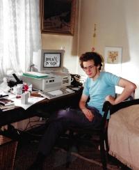 Martin Klíma v doupěti, 1992