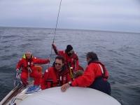 S kamarády na plachetnici, 2007