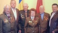 Fotografie z ukrajinského parlamentu, Anton Stepanovič druhý zprava