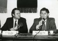 Bohuslav Fencl, OF