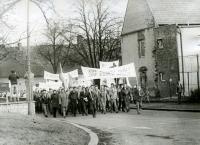 Demonstrace, 1989