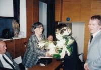 Předávání čestného členství ČMPS, 2003