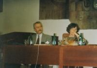 S Vladimírem Řehanem, Psychologické dny, Olomouc