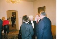 S manželi Havlovými, Světový kongres rodinné terapie, 1991