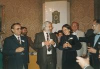 Světový kongres rodinné terapie, Hana Junová, Don Bloch, Henry David, Petr Boš