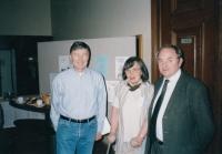 Hana Junová, Geoff Lindsay a Pierre Nederland