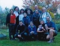 S dětmi a jejich rodinami, 2012
