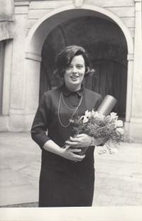 Doktorská promoce, 1968