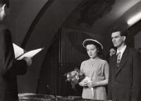 Hana a Jaromír Junovi - svatební foto