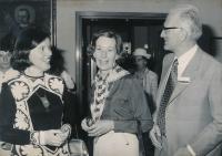 S manželi Stolze, Lindau, 1977