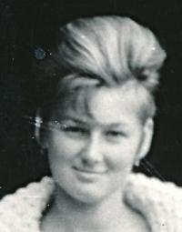 Marie Havlíková, 1961