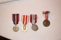 Medaile otce pamětnice, líc