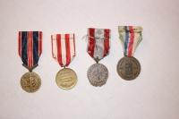 Medaile otce pamětnice, rub