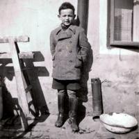 Karel Kuchynka, 1941