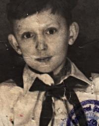 Jiří Lexa, circa 1949