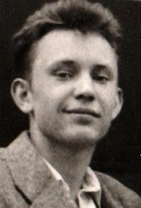 Jiří Lexa, circa 1958
