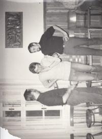 Lobečské dny - výcvik psychoterapeutů, 1968 nebo 1969
