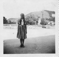 Annina sestra Mária ako 18-ročná krátko pred zatknutím, Ružomberok, 1952
