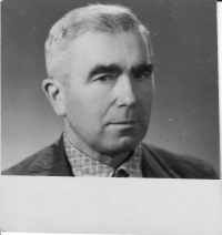 Annin otec Pavol Kováč ako 56-ročný po návrate z väzenia, 1958
