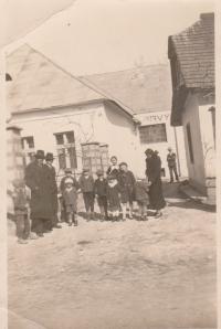 V Bošáci v roku 1938