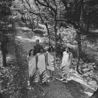 The Plastic People of the Universe, zahrada Břevnovského kláštera, konec 60. let