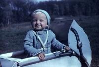 Martin Adámek v roce 1958.