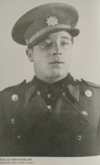 Lieutenant, Air Force. Ľudovít Kukorelli
