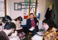 Přípravný výbor Světového kongresu rodinné terapie, 1991