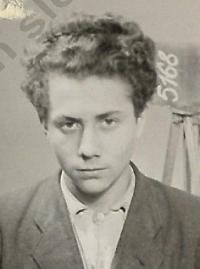 Miloslav Kopfstein v roce 1951