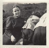 Výlet FAMU, 1952