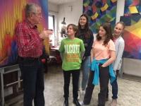 Na návštěvě u Zdeňka Prokopa v jeho ateliéru