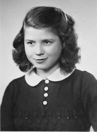 Anna Musilová, Brno 1947