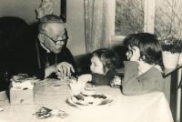 U kardinála Berana v Mukařově, 1964