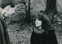 Terezie s Viktorem Karlíkem, 1981