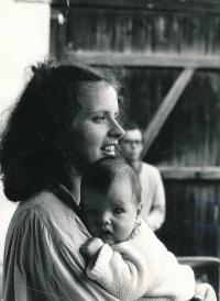 Se synem Ludvíkem, 1988