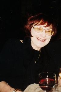 Historical photography of Lidmila Lamacova, end of 1990s