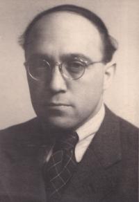 Strýc Rudolf, který zahynul v Terezíně