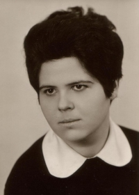 Snímek Victorie Bursa ze 60. let