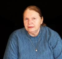 Fotografie Jarmily Ježové z natáčení v listopadu roku 2019