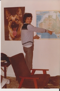 V Adelaide v roce 1983