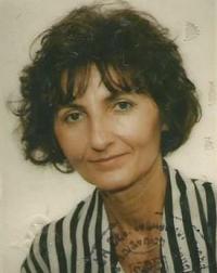 Jiřina Nováková, portrétní foto, Praha 1994