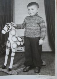 Jaroslav v dětství