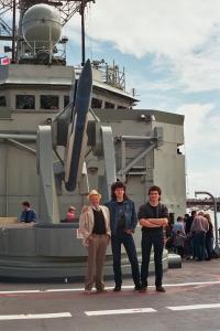 Návštěva dědečka v Austrálii (1986)