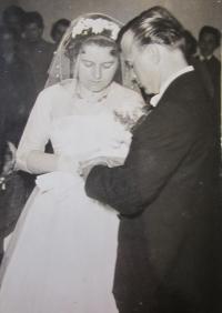 Svatební fotografie Anny Plesníkové