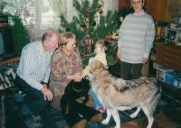 Vánoce v rodinném kruhu, 90. léta