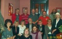 S bývalými studenty, 2010
