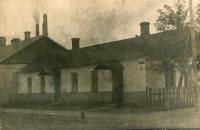 Rodný dům Zdeňka Doležala ve Zdolbunovu, cca 1924