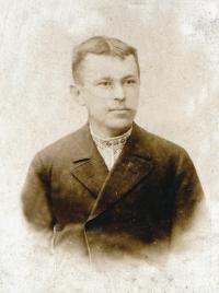 Dědeček Adolf Alexandr Doležal