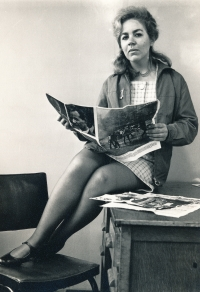 Barbara Day, portrét